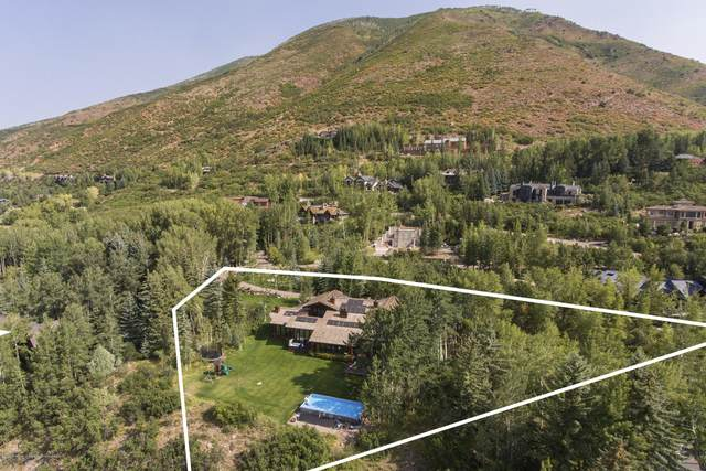 352 E Reds Road, Aspen, CO 81611 (MLS #167793) :: Western Slope Real Estate