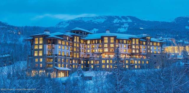 130 Wood Road #433, Snowmass Village, CO 81615 (MLS #167794) :: Western Slope Real Estate