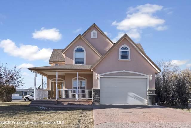 308 Riverview Avenue, Craig, CO 81625 (MLS #167806) :: Western Slope Real Estate