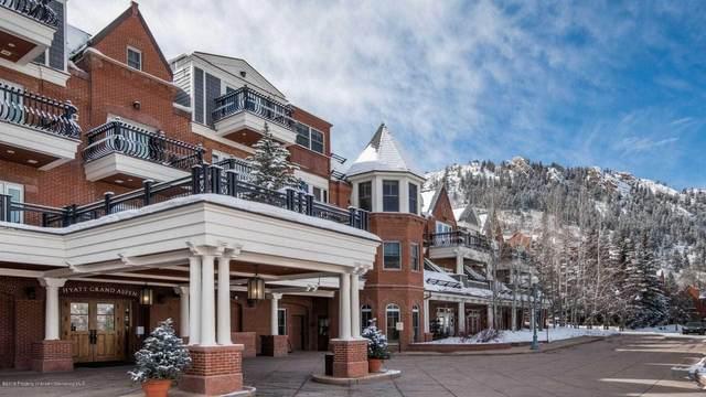 400 E Dean Street 4, Week 7, Aspen, CO 81611 (MLS #167807) :: Western Slope Real Estate
