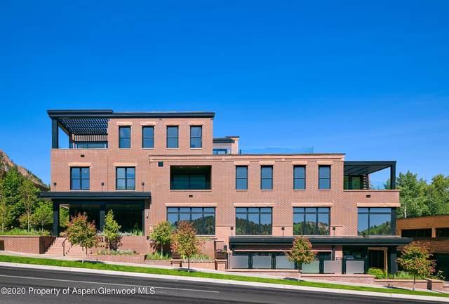 201 N Mill Street #101, Aspen, CO 81611 (MLS #167816) :: Roaring Fork Valley Homes