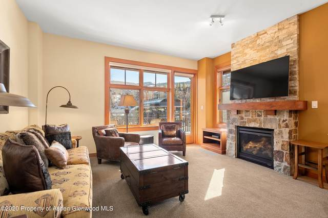 90 Carriage Way #3312, Snowmass Village, CO 81615 (MLS #167829) :: Western Slope Real Estate