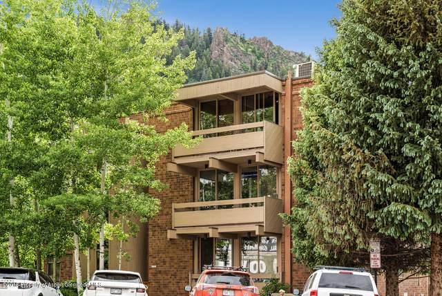 215 S Monarch Street Pcu16, Aspen, CO 81611 (MLS #167836) :: Roaring Fork Valley Homes