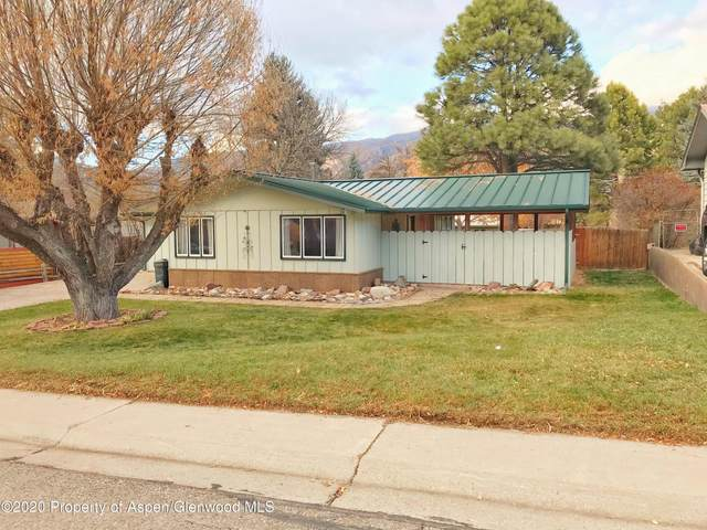 405 N Hyland Park Drive, Glenwood Springs, CO 81601 (MLS #167843) :: Roaring Fork Valley Homes