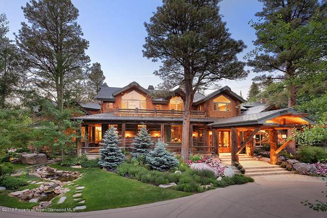 245 Northstar Drive, Aspen, CO 81611 (MLS #167885) :: McKinley Real Estate Sales, Inc.