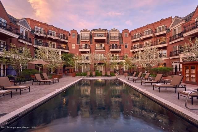 415 E Dean St., Unit 11 Week 33, Aspen, CO 81611 (MLS #167905) :: Western Slope Real Estate