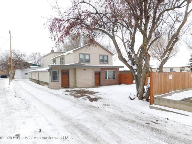 347 Ranney Street, Craig, CO 81625 (MLS #167913) :: Western Slope Real Estate