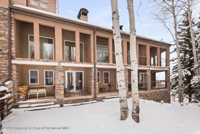 425 Wood Road #6, Snowmass Village, CO 81615 (MLS #167928) :: Western Slope Real Estate