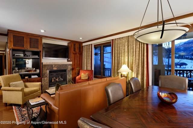 0197 Prospector Road 2304-8,28,29 Fl, Aspen, CO 81611 (MLS #167933) :: Western Slope Real Estate