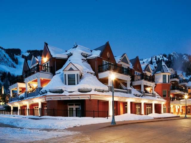 415 E Dean St, Unit 47 Week 5, Aspen, CO 81611 (MLS #167945) :: Western Slope Real Estate
