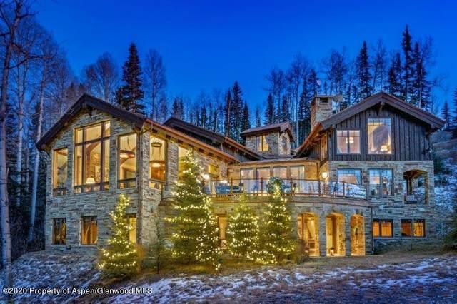 284 Benchmark Drive, Telluride, CO 81435 (MLS #167947) :: Western Slope Real Estate