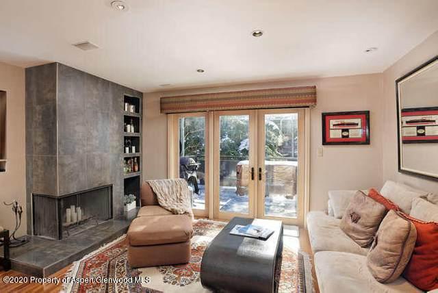 124 E Durant Avenue Unit 1, Aspen, CO 81611 (MLS #167966) :: Roaring Fork Valley Homes