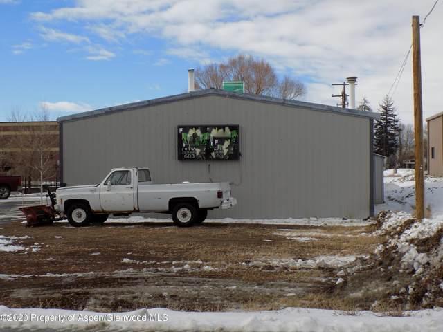 451 Green Street, Craig, CO 81625 (MLS #167967) :: McKinley Real Estate Sales, Inc.