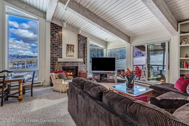 360 Wood Road #301, Snowmass Village, CO 81615 (MLS #168027) :: Western Slope Real Estate