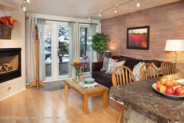 107 Aspen Mountain Road #2, Aspen, CO 81611 (MLS #168030) :: Western Slope Real Estate