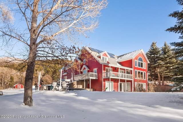 55 Big Pinon Drive, Basalt, CO 81621 (MLS #168041) :: Roaring Fork Valley Homes