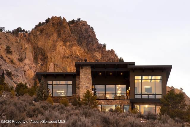 1711 County Road 109, Glenwood Springs, CO 81601 (MLS #168042) :: Roaring Fork Valley Homes