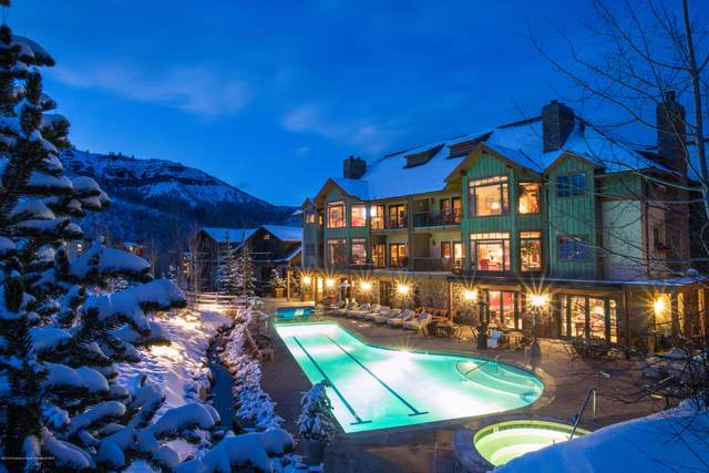 115 Timbers Club Court B6-V, Snowmass Village, CO 81615 (MLS #168061) :: Western Slope Real Estate
