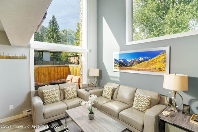 1024 E Cooper #7, Aspen, CO 81611 (MLS #168070) :: Western Slope Real Estate