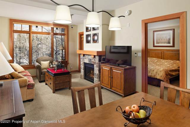 60 Carriage Way #3223, Snowmass Village, CO 81615 (MLS #168080) :: Roaring Fork Valley Homes