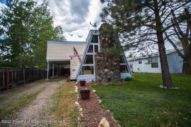 818 Washington Street, Craig, CO 81625 (MLS #168081) :: Western Slope Real Estate