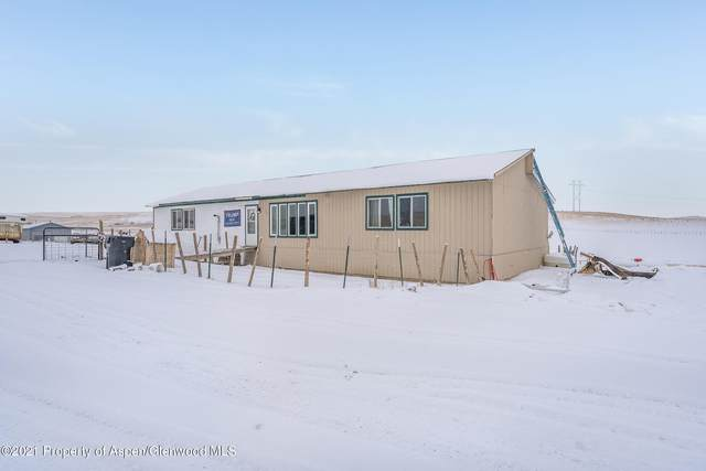 4189 County Road 30, Craig, CO 81625 (MLS #168090) :: Western Slope Real Estate