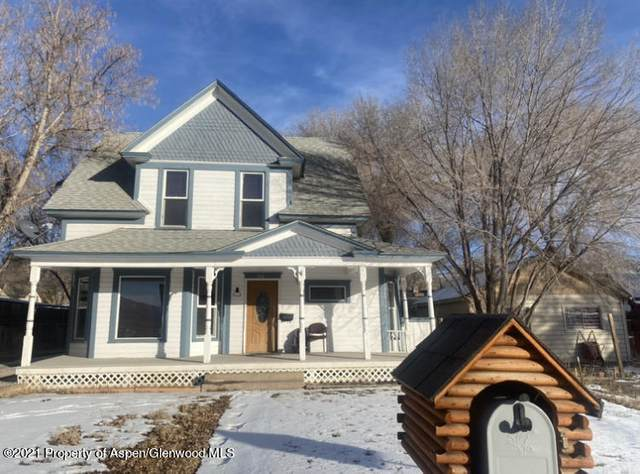 706 Railroad Avenue, Rifle, CO 81650 (MLS #168100) :: Roaring Fork Valley Homes