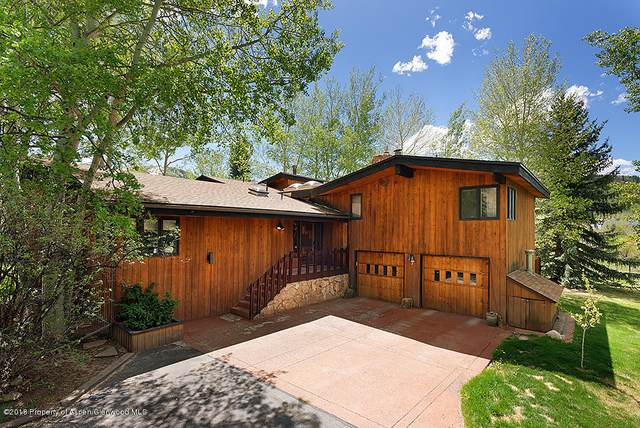 201 Heather Lane, Aspen, CO 81611 (MLS #168107) :: Roaring Fork Valley Homes