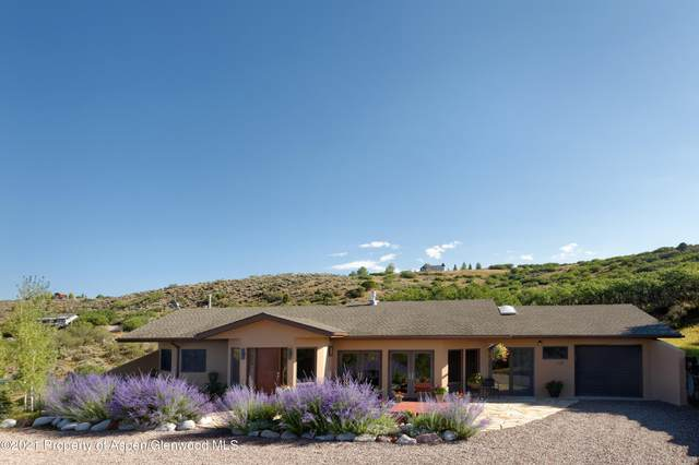 109 Basalt Mountain Drive, Carbondale, CO 81623 (MLS #168116) :: Roaring Fork Valley Homes