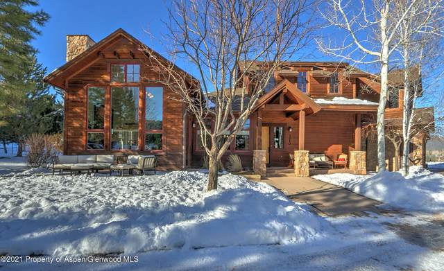 3910 Crystal Bridge Drive, Carbondale, CO 81623 (MLS #168117) :: Roaring Fork Valley Homes