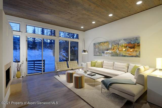 55 Overlook Drive, Aspen, CO 81611 (MLS #168118) :: Aspen Snowmass | Sotheby's International Realty