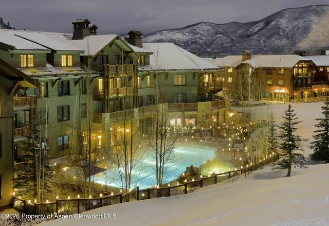 133 Prospector Road 4302-6, Aspen, CO 81611 (MLS #168123) :: Aspen Snowmass | Sotheby's International Realty