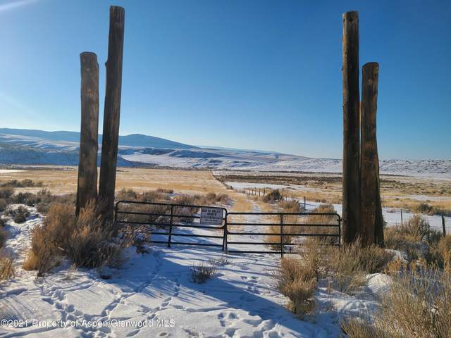 TBD County Road 45, Craig, CO 81625 (MLS #168130) :: Western Slope Real Estate