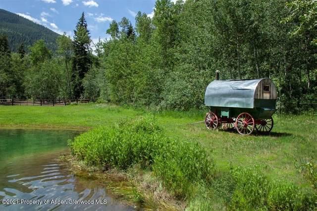 285 Conundrum Creek Road, Aspen, CO 81611 (MLS #168160) :: Western Slope Real Estate
