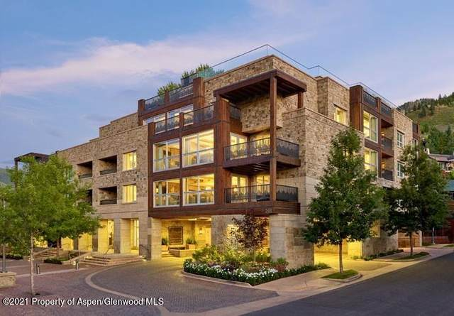 501 E Dean Street F-304, Aspen, CO 81611 (MLS #168162) :: Western Slope Real Estate
