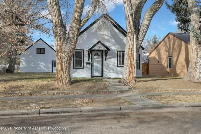 638 Barclay Street, Craig, CO 81625 (MLS #168183) :: Western Slope Real Estate