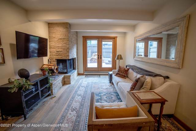 801 E Hopkins Avenue #1, Aspen, CO 81611 (MLS #168199) :: Western Slope Real Estate