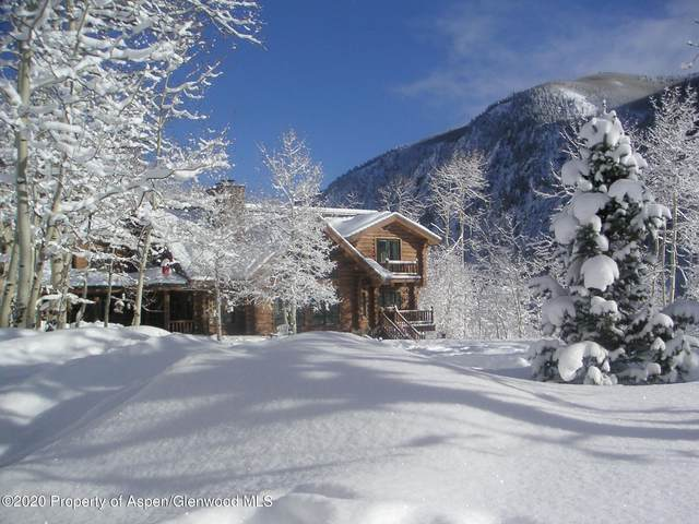 301 Conundrum Creek Road, Aspen, CO 81611 (MLS #168216) :: Roaring Fork Valley Homes