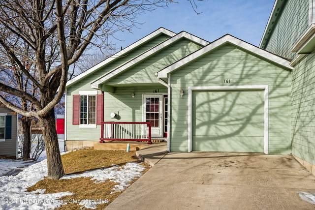 161 Orchard Lane, Glenwood Springs, CO 81601 (MLS #168248) :: Roaring Fork Valley Homes