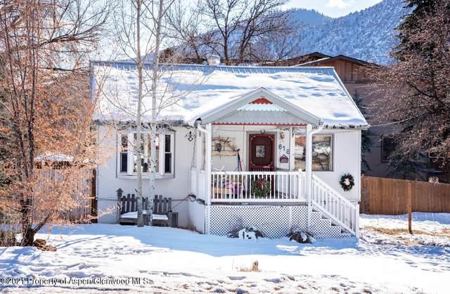 618 23rd Street, Glenwood Springs, CO 81601 (MLS #168269) :: Roaring Fork Valley Homes
