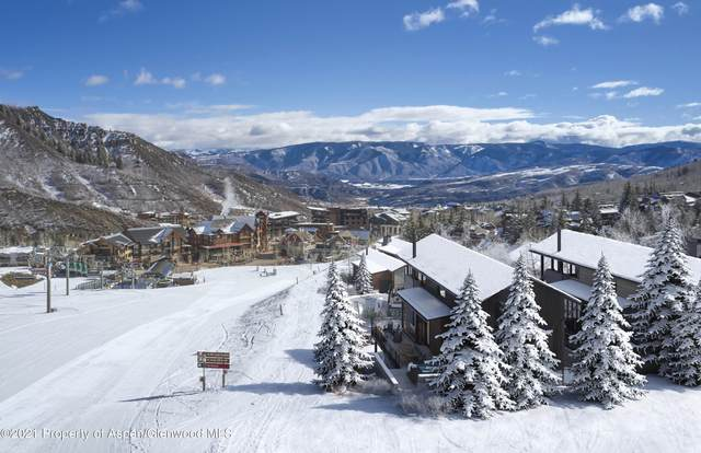 411 Wood Road #5, Snowmass Village, CO 81615 (MLS #168286) :: McKinley Real Estate Sales, Inc.