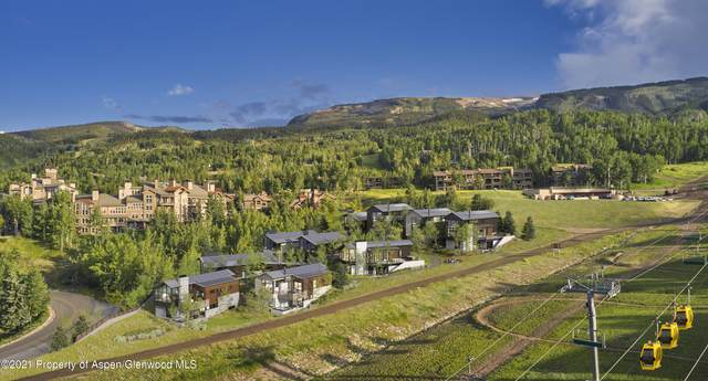 411 Wood Road #6, Snowmass Village, CO 81615 (MLS #168288) :: McKinley Real Estate Sales, Inc.