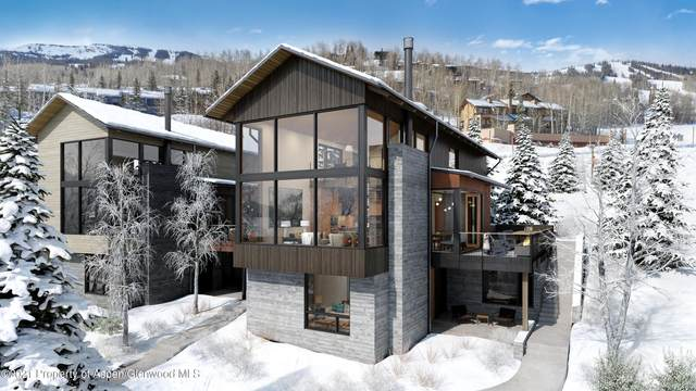 411 Wood Road #9, Snowmass Village, CO 81615 (MLS #168290) :: McKinley Real Estate Sales, Inc.