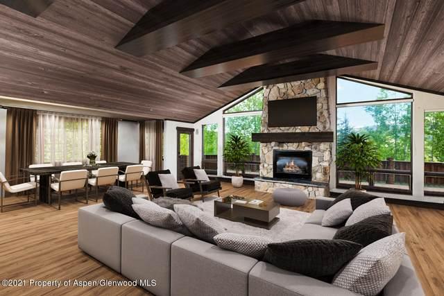 57 Saddleback Lane, Snowmass Village, CO 81615 (MLS #168296) :: Aspen Snowmass | Sotheby's International Realty