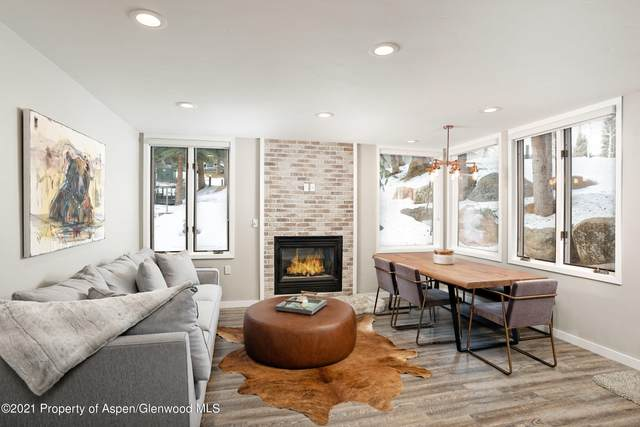 135 Carriage Way #15, Snowmass Village, CO 81615 (MLS #168301) :: McKinley Real Estate Sales, Inc.
