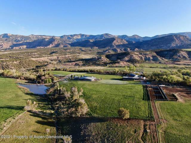 57245 E Highway 330, Collbran, CO 81624 (MLS #168325) :: Western Slope Real Estate
