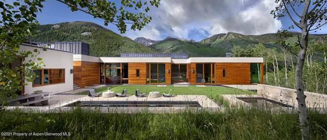 8720/8716 Castle Creek Road, Aspen, CO 81611 (MLS #168354) :: Aspen Snowmass   Sotheby's International Realty