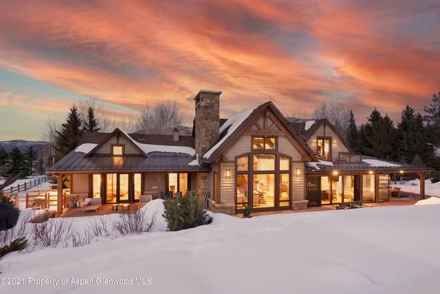 293 Heather Lane, Aspen, CO 81611 (MLS #168433) :: Roaring Fork Valley Homes