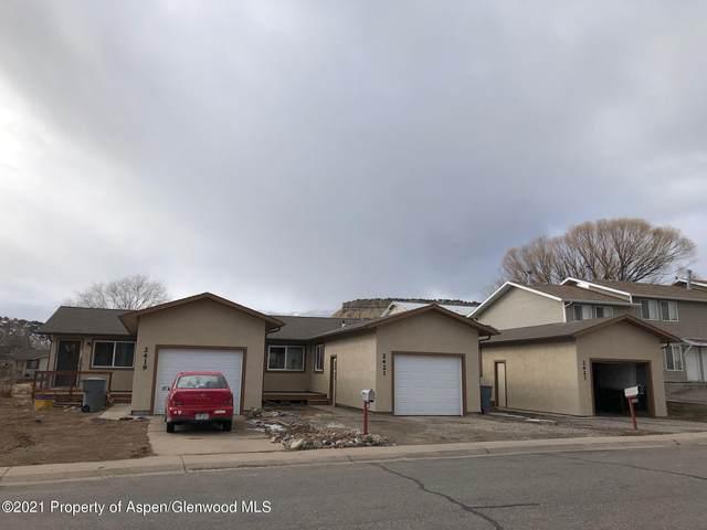 2419 Rail Avenue, Rifle, CO 81650 (MLS #168483) :: Western Slope Real Estate