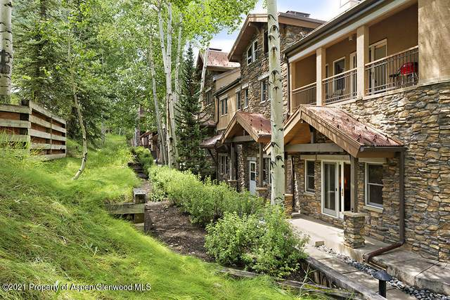 425 Wood Road Unit 8, Snowmass Village, CO 81615 (MLS #168491) :: McKinley Real Estate Sales, Inc.